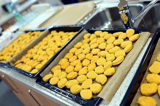 Диетолог рассказала, как сделать наггетсы полезным блюдом