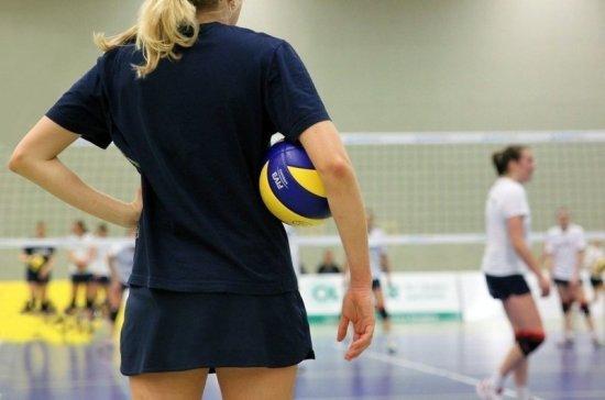 Строительство волейбольного центра для ЧМ-2022 в Новосибирске завершат к концу года
