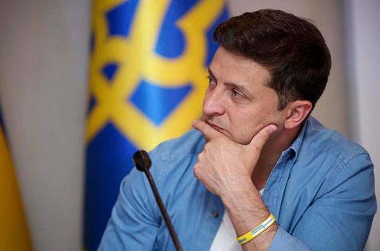 Зеленский заявил о готовности обсуждать с Путиным конфликт в Донбассе