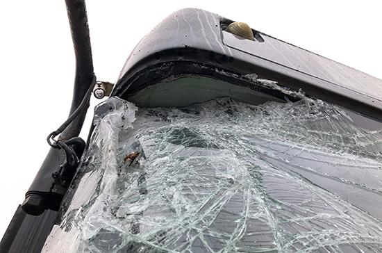 ВКалмыкии в ДТП савтобусом и«КамАЗом» погибли три человека