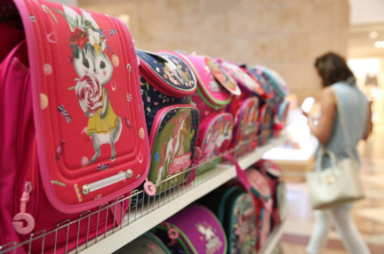 Эксперты Роскачества дали советы по выбору рюкзака и обуви для школьника