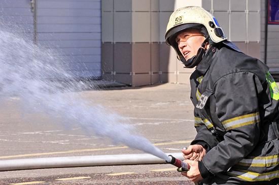 В Керчи введён режим ЧС после пожара в многоэтажке
