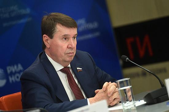 Цеков прокомментировал новые планы Зеленского по Крыму