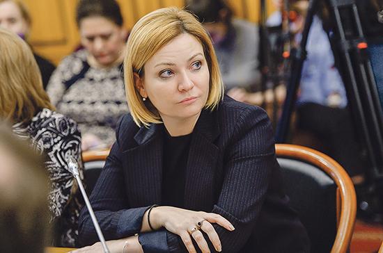 Любимова: создание федеральной кинокомиссии упростит процесс организации съемок