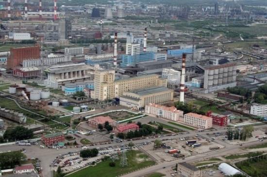 Генпрокуратура заявила о незаконном захвате крупнейшего в России производителя соды