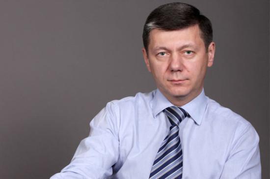 Депутат прокомментировал заявление канцлера ФРГ о диалоге с Россией