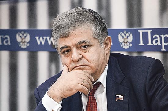 Джабаров оценил заявление Помпео о соглашении по вооружениям с Россией