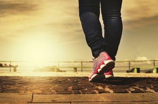 Американские учёные назвали вид ходьбы для эффективного похудения