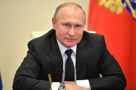 Путин назвал большим событием возвращение системы образования к привычной работе