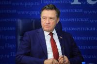Рябухин назвал своевременной идею расширить возможности применения Россией санкций