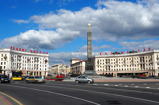 МИД России: белорусы сами должны регулировать ситуацию в республике