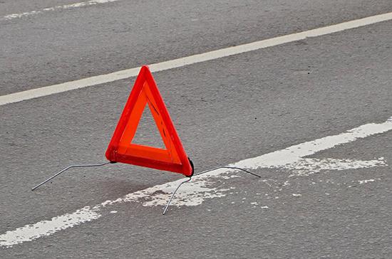 В Анапе в ДТП с микроавтобусом пострадали девять человек