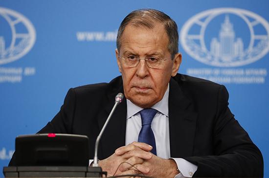 Лавров назвал дипломатию единственным способом разрешения кризиса в Ливии