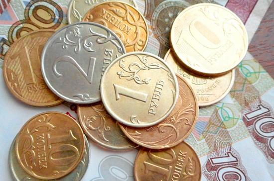 Рубль компенсировал часть падения