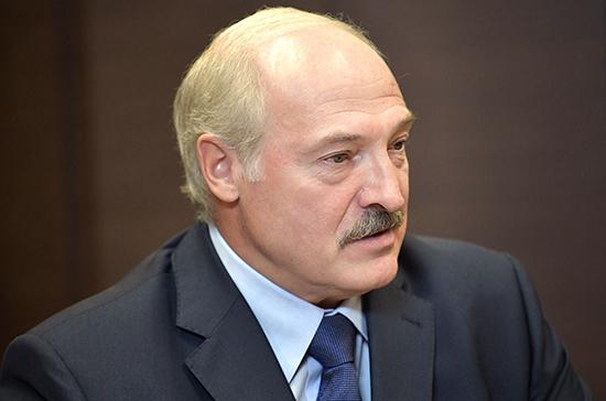 Лукашенко: «политические дрязги» в Белоруссии вскрыли недостатки в системах управления