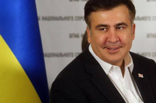 Партия Саакашвили выдвинула его кандидатом на пост премьер-министра Грузии