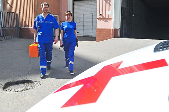 Врачам скорой помощи могут дать право лечить пациентов без согласия