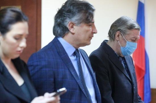 Защита обжалует приговор Ефремову