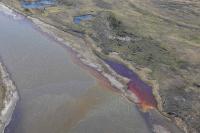 В Совфеде заявили, что ликвидация последствий аварии в Норильске находится на особом контроле