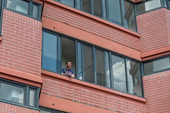 Заксобрание Санкт-Петербурга доработает закон о«балконной амнистии»