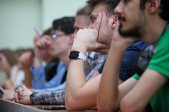 Законопроект о целевом обучении направят в Правительство