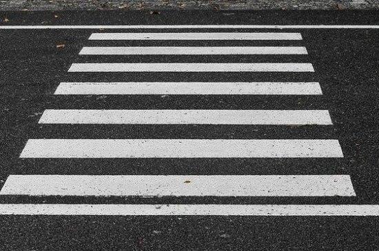 Новые пешеходные переходы появились в Невском районе Петербурга