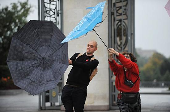 В Роскачестве рассказали, как выбрать надёжный зонт