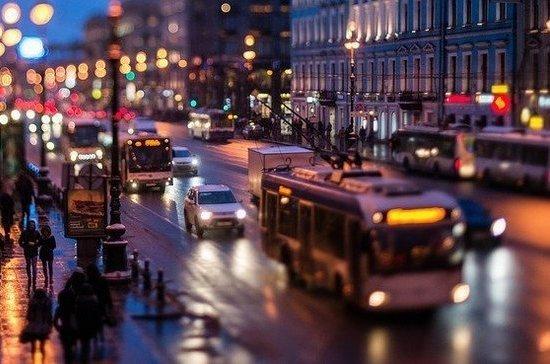 МЧС объявило штормовое предупреждение в Санкт-Петербурге и Ленобласти