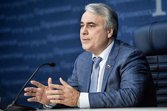 Законопроекты о газификации и безопасном использовании газа в быту Госдума может принять до конца года
