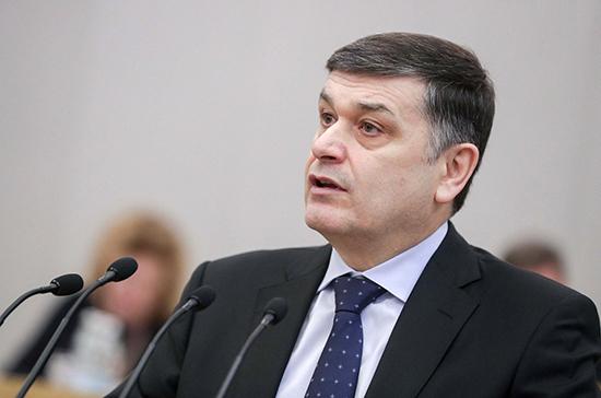 Шхагошев предложил комитету бундестага совместно защищать «Северный поток — 2»