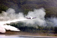 Правительство рассмотрит законопроект о борьбе с ландшафтными пожарами