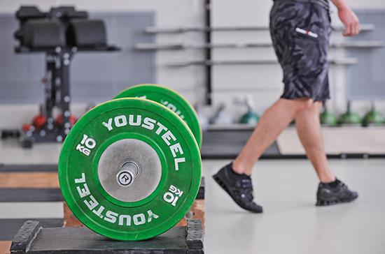 В России создадут систему контроля за здоровьем спортсменов