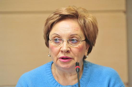 Глава Мосгорсуда подала в отставку