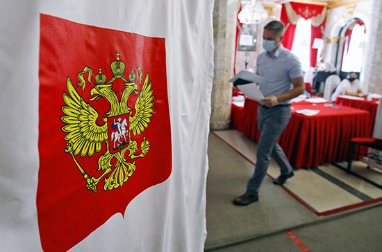 Более 8% избирателей проголосовали досрочно в Приангарье