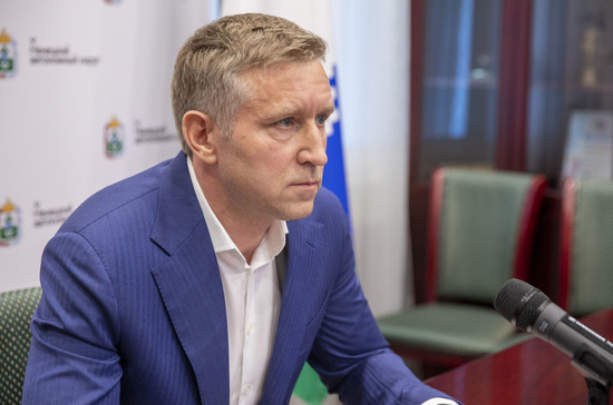 Бездудный вступил в должность губернатора Ненецкого автономного округа