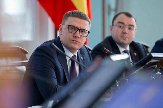 Текслер: «Единая Россия» получит две трети мандатов в Заксобрании Челябинской области