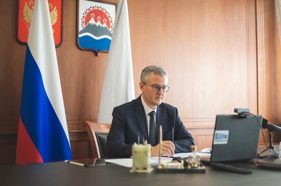 Солодов набирает 79,38% голосов на выборах губернатора Камчатского края