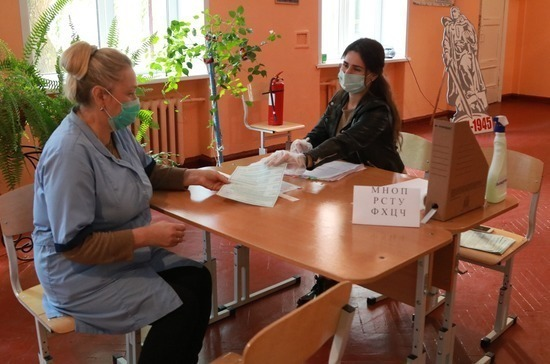 В Брянской области на выборах губернатора уже проголосовали 35% жителей