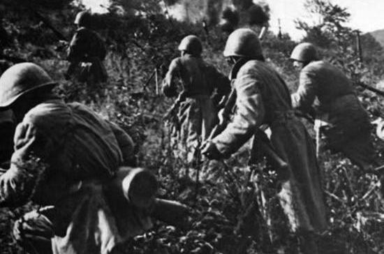Прибалтийская операция началась 76 лет назад