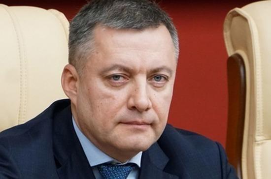 Кобзев лидирует на выборах главы Иркутской области