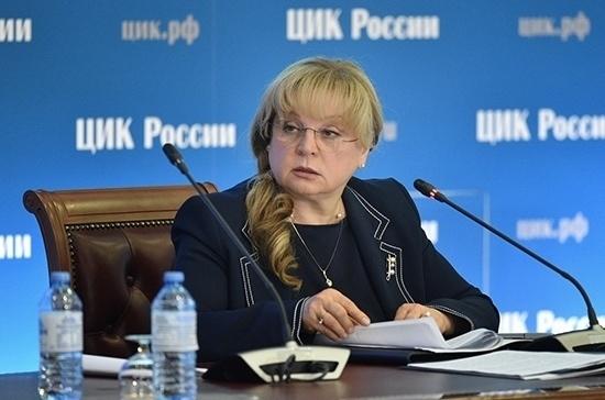 Памфилова рассказала, как жителю Воронежской области удалось проголосовать дважды