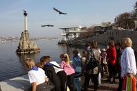 В Севастополе жалуются на отсутствие голосования «на пеньках»
