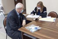 Рыжак: грубых нарушений на выборах губернатора в Калужской области не зафиксировано