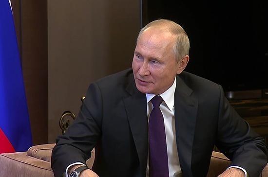 После учений в Белоруссии российские военные вернутся в места постоянной дислокации, заявил Путин