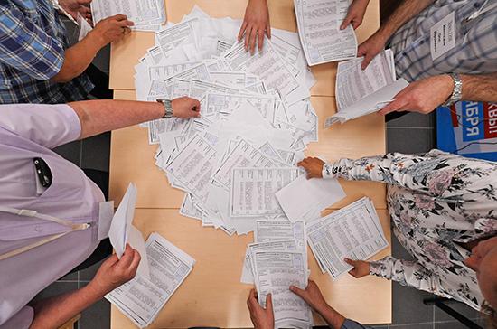 ЦИК: из четырёх новых партий три преодолели барьер 5% на выборах