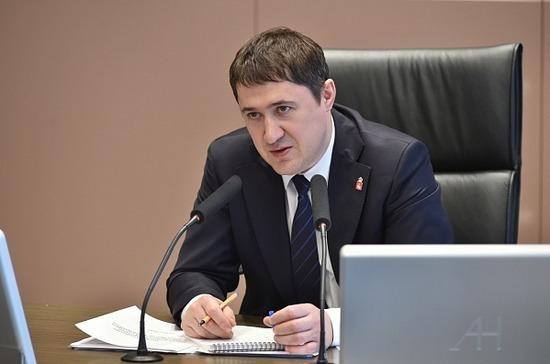 Махонин победил на выборах губернатора Пермского края