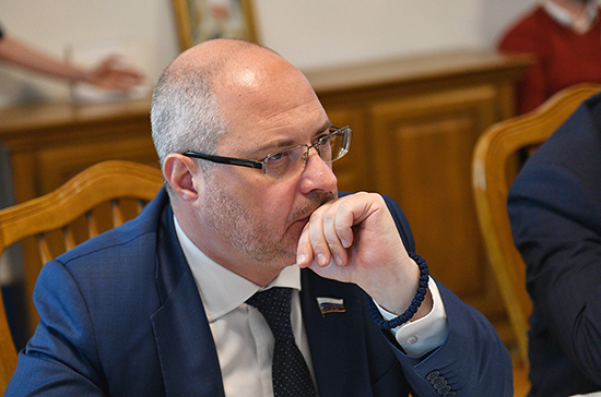 Гаврилов прокомментировал разработанные требования к ящикам для пожертвований