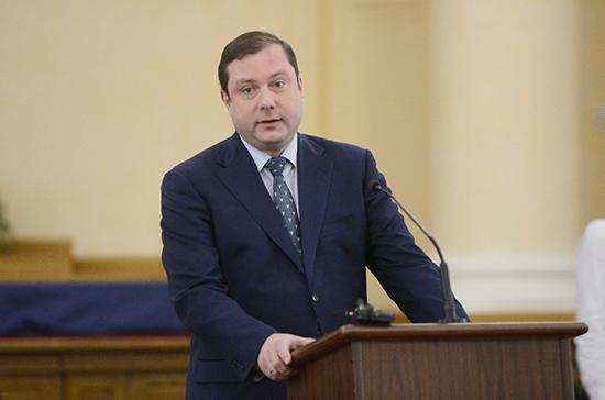 Алексей Островский победил на выборах губернатора Смоленской области