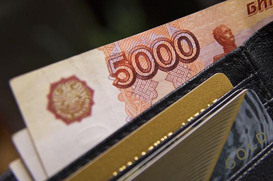 Россиянам хотят гарантировать минимальный доход
