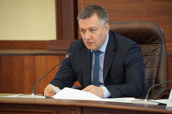 Игорь Кобзев победил на выборах губернатора Иркутской области